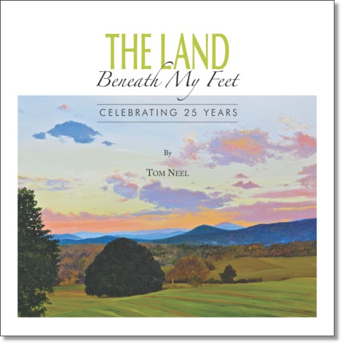 The Land Beneath My Feet by Thomas Neel