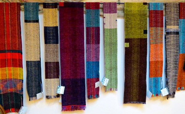 Jan Russell Scarves